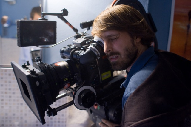 Alexandre Aja filming Mirrors