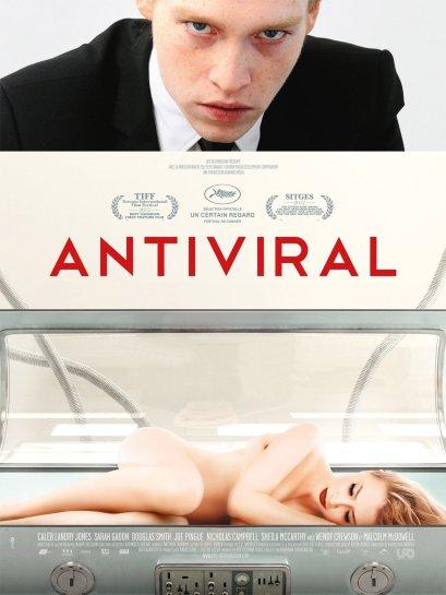 Antiviral Locandina