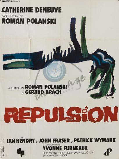 repulsion locandina