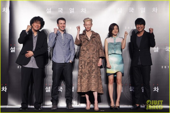 'Snowpiercer' Press Conference