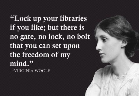 virginia woolf women and writing