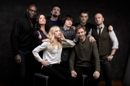 """The Guest"" Portraits - 2014 Sundance Film Festival"