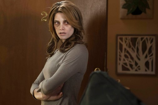 BURYING THE EX - 2015 FILM STILL - DO NOT PURGE - Ashley Greene as Evelyn - Photo credit: Suzanne Tenner RLJE/Image Entertainment release.