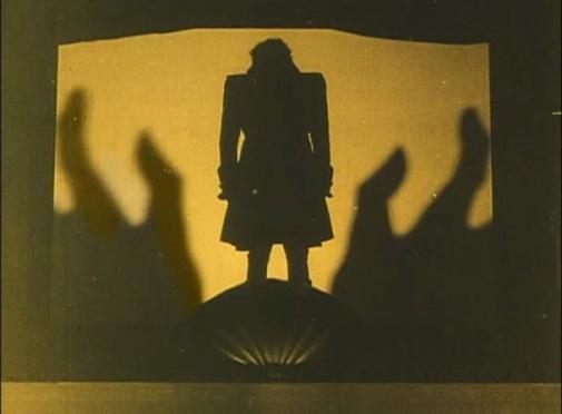 Fritz Kortner - Warning Shadows (1923)