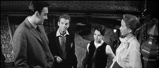 1963 Haunting Bloom, Harris, Tamblyn, Johnson