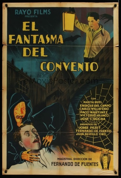 550full-the-phantom-of-the-convent-poster