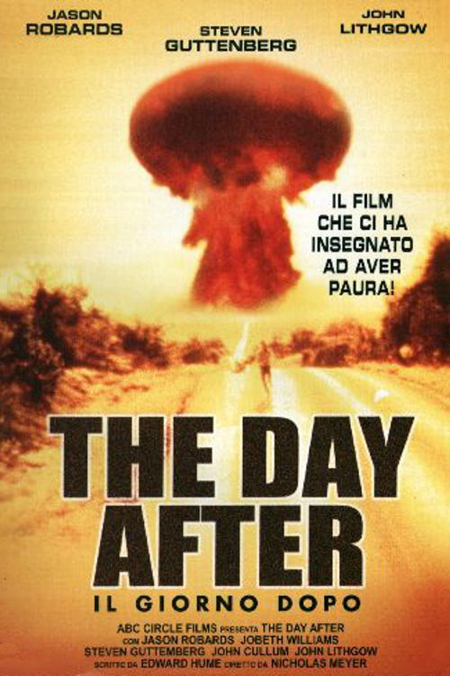 The Movie The Day After: Cinema Atomico 11: The Day After