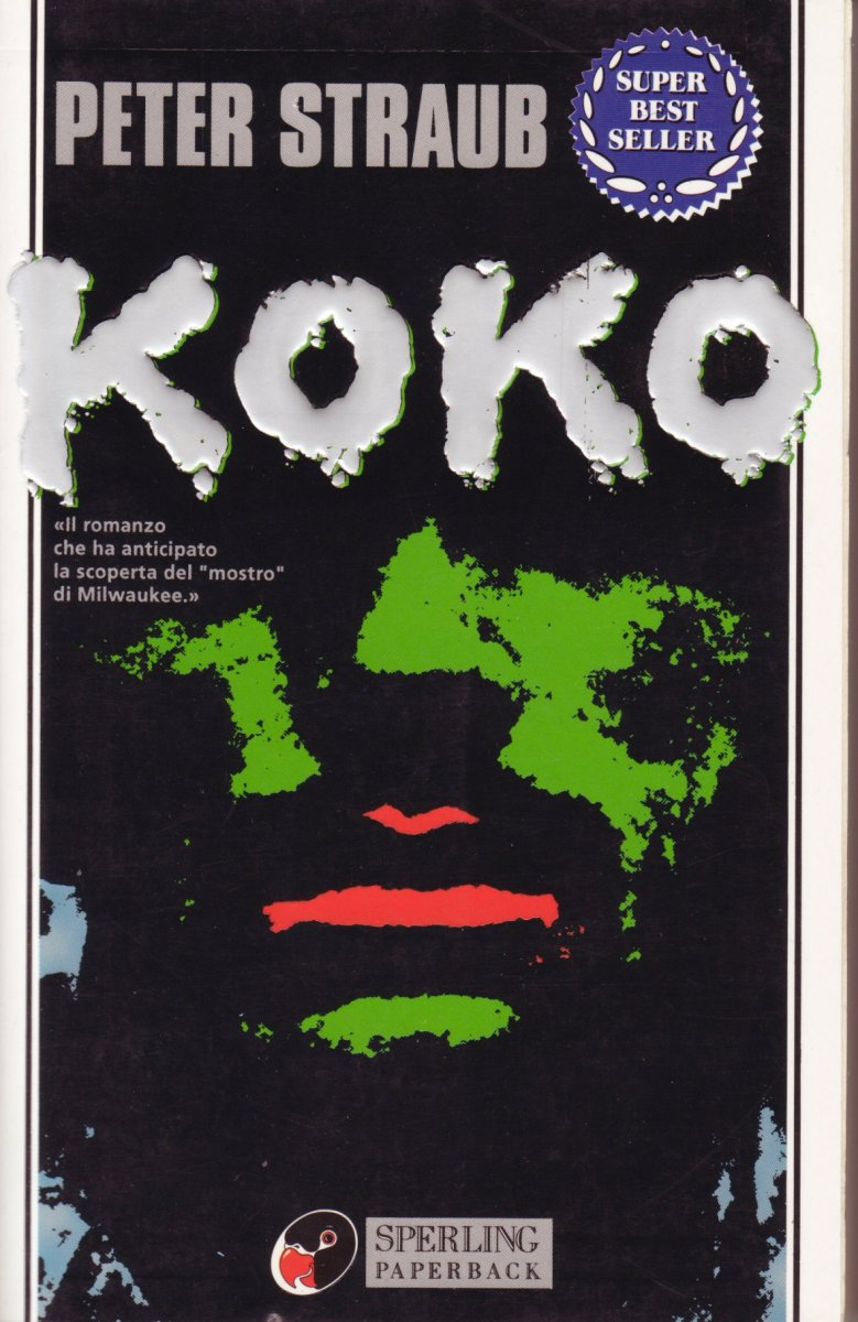 I Dimenticati: Koko, di Peter Straub
