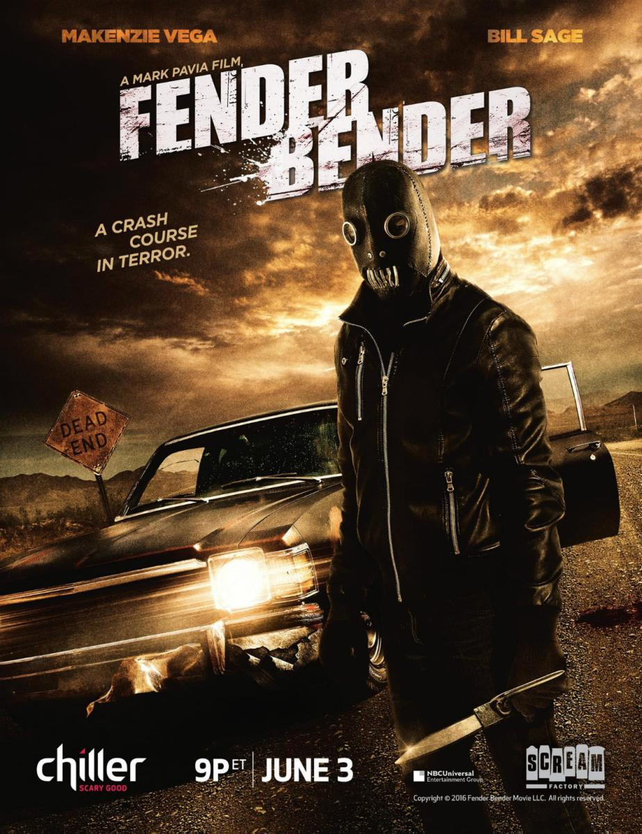 Halloween Slasher Blog: Fender Bender