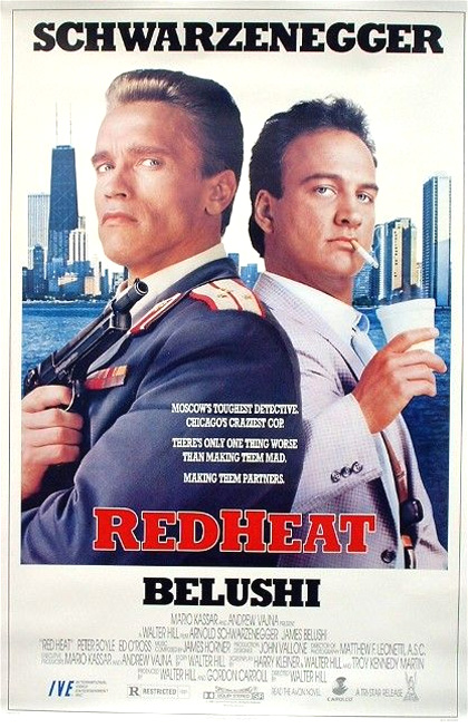 Regia – Walter Hill (1988) Nei primi 17 minuti di Red Heat assistiam