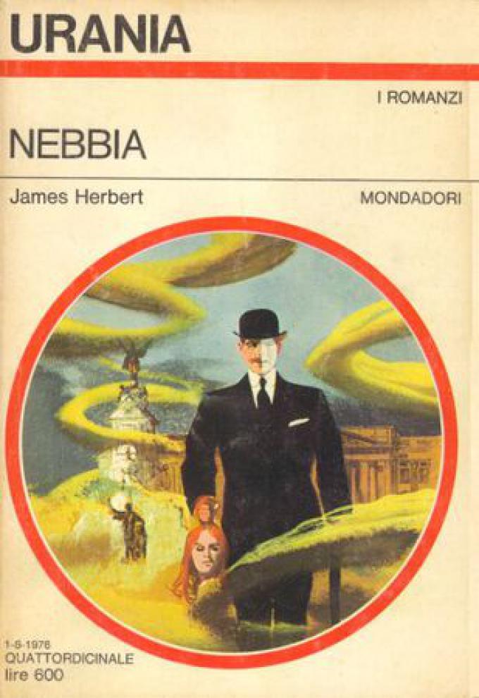 I Dimenticati: Nebbia di James Herbert