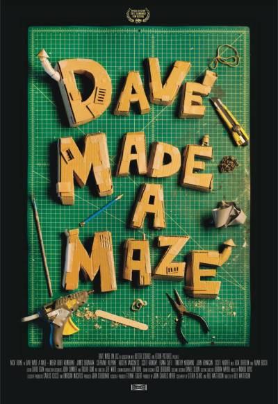 Dave Made a Maze recensione